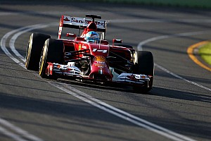 Formula 1 Practice report Pirelli: New era of Formula One and new tyre range makes debut in Melbourne