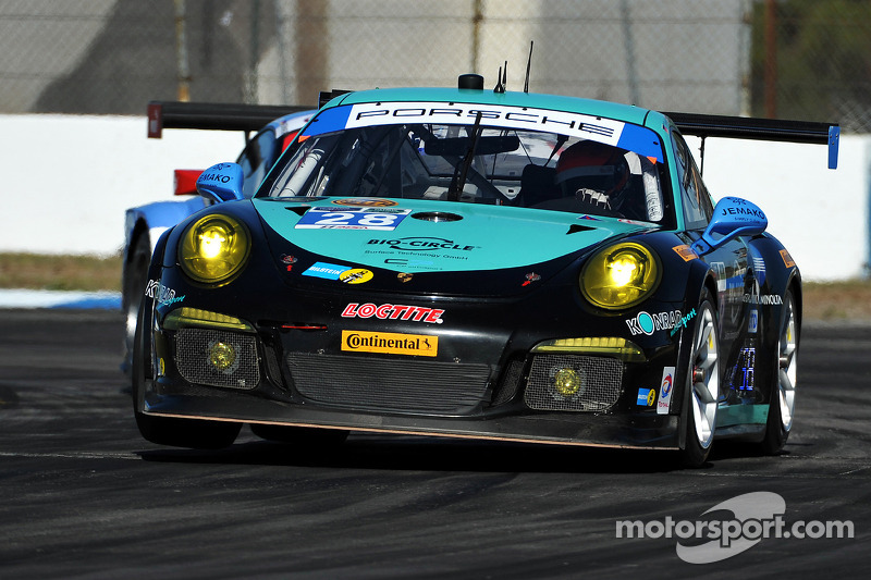 Starting positions set for Dempsey Racing at 12 Hours of Sebring
