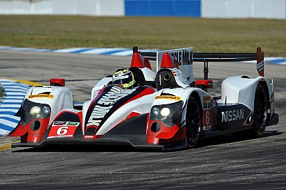 Graf places Pickett Racing fifth on the grid for Sebring 12H