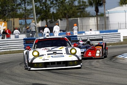 Porsche captures GTLM pole as Christensen shines in qualifying for Sebring 12H