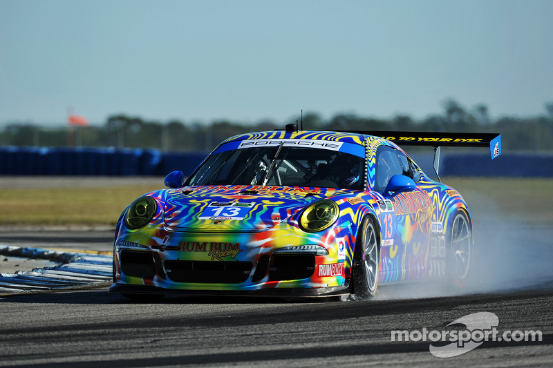 Rum Bum Racing set to start 7th in 12 Hours of Sebring