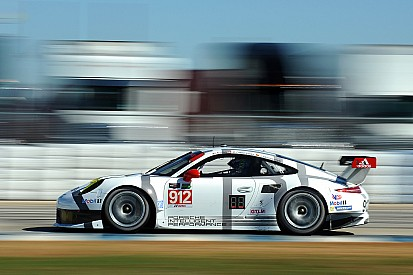 Porsche captures GTLM pole as Christensen Shines in qualifying for 12 Hours of Sebring