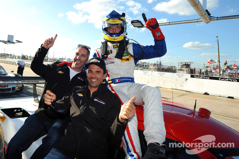 Bourdais exceeds expectations, wins pole in Daytona-winning Corvette DP for 12 Hours of Sebring