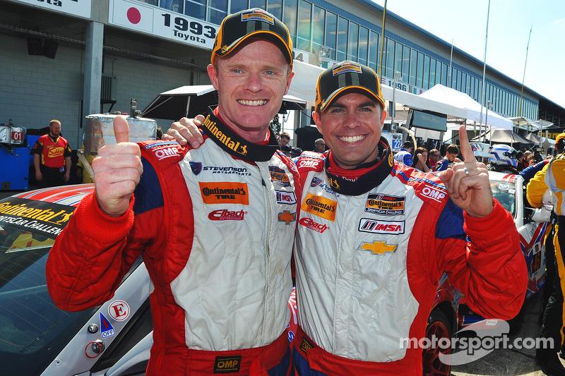 CTSCC: Stevenson Motorsports takes Camaro Z/28.R to maiden victory at Sebring