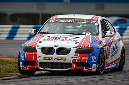 BMW drivers finish on the podium in CTSCC race at Sebring