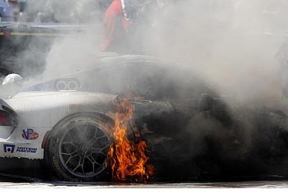 Sebring update: Viper on fire