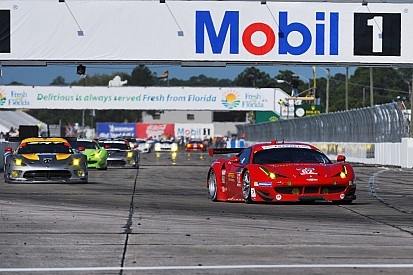 Crash mars strong opening performance for Risi at Sebring
