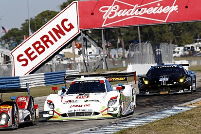 Ganassi Team leads first Patrón Endurance Cup stage at Sebring