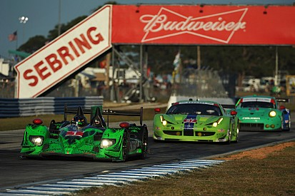 ESM Patrón runner-up at Sebring