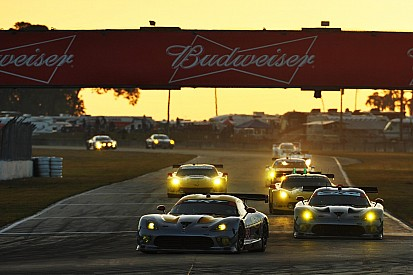 SRT Motorsports finished 12H of Sebring on podium