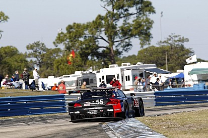 BMW Team RLL finishes 3rd and 10th at the 12 Hours of Sebring