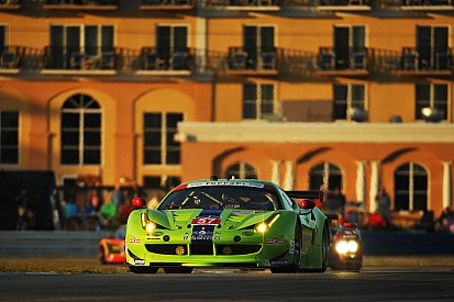 Krohn Racing finishes 4th at the 12 Hours of Sebring
