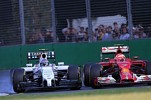 Formula 1 Race report Encouraging race for Bottas at Albert Park
