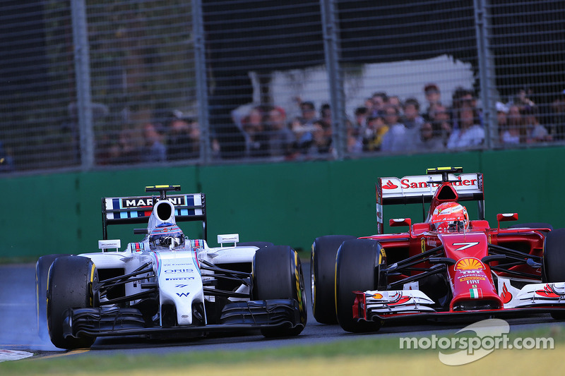 Encouraging race for Bottas at Albert Park