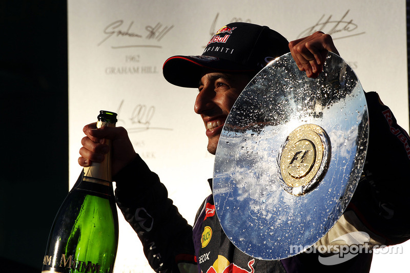 Ricciardo podium in doubt over fuel flow breach
