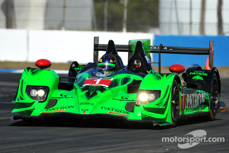 Franchitti brings Ganassi car home to victory in Twelve Hours of Sebring