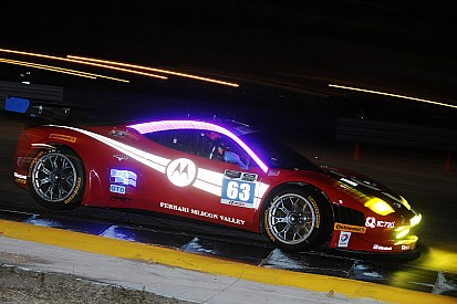 Electrical problem ends competitive run for Scuderia Corsa at Sebring