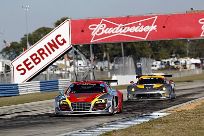 Flying Lizard Motorsports is best Audi team at Sebring