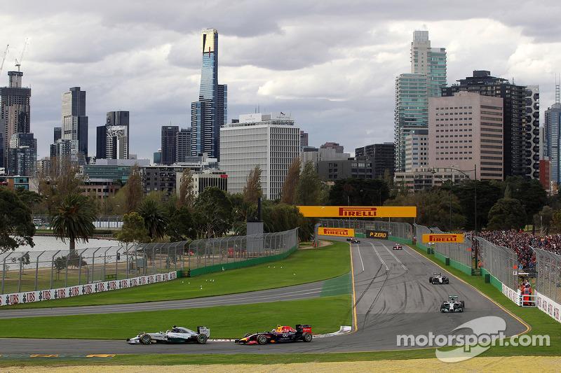Australian GP – The point…