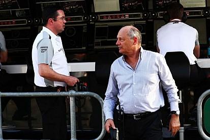 Boullier denies Dennis already interfering