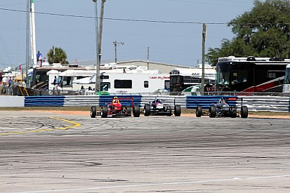 Donato joins Afterburner Autosport for USF2000
