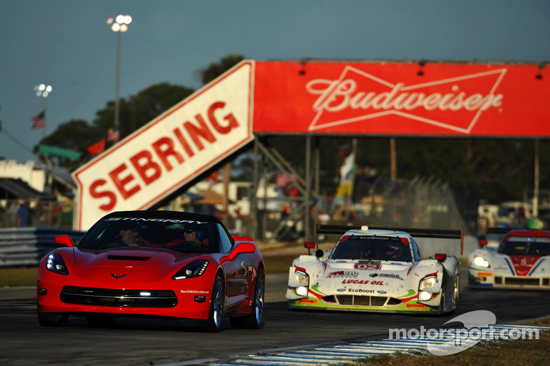 Officiating errors and long caution periods: not the 12 Hours of Sebring we had hoped to see.