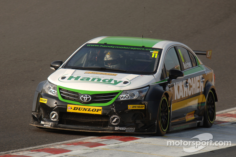 Touring car race debut just one week away for rookie Belcher