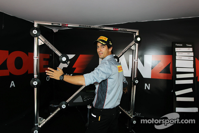 Lucas di Grassi ready for a season of fuel efficient racing