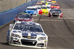NASCAR Cup Breaking news Aggressive setups cause consternation in Sunday's race at Fontana