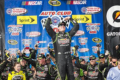 Toyota NSCS California post-race notes and quotes