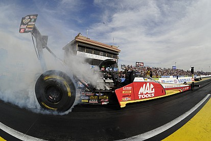 Top Fuel points leader Doug Kalitta ready to keep momentum in Las Vegas