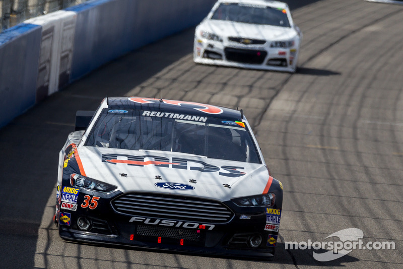Roll in and repeat: Reutimann seeks rhythm at Martinsville