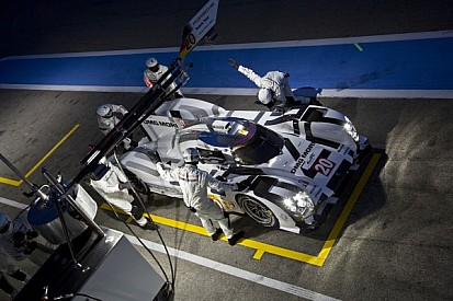 Season preparations in final stages: Porsche 919 Hybrid in Paul Ricard