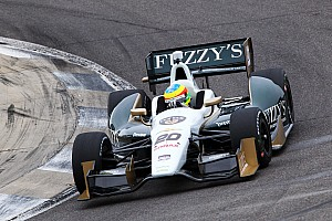 IndyCar Preview Chevrolet IndyCar V6 teams prepared for 2014 season-opening race