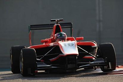 Dino Zamparelli fastest on Day 1 of testing