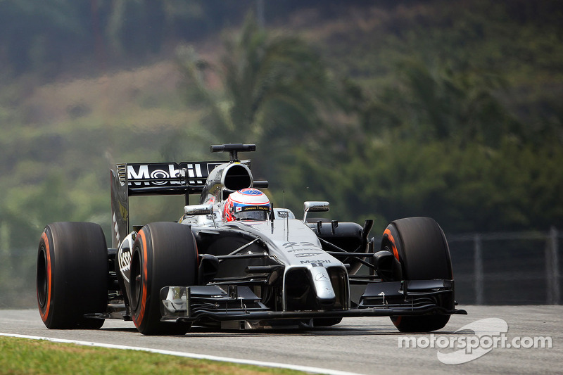 Strong result by McLaren Mercedes at Sepang