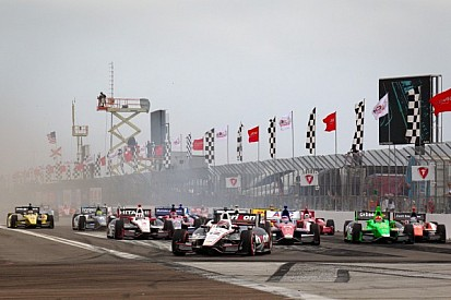 IndyCar: Rookie class of 2014