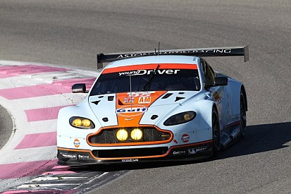 Aston Martin to bring retro Gulf car to ELMS