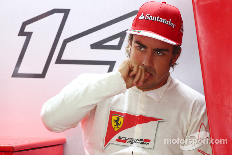 Ferrari sponsor eyes 'ten more years' with Alonso