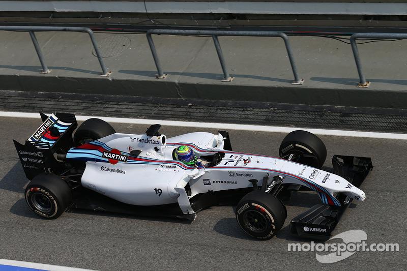 Williams heads to night Sakhir race