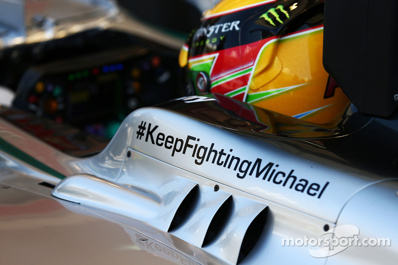 Manager denies Schumacher recovery hopes fading