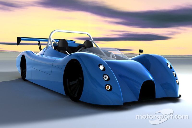 Bluebird to return to the racetrack with electric race car
