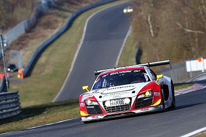 Five Audi teams rely on the R8 LMS ultra in the Nürburgring 24 Hours