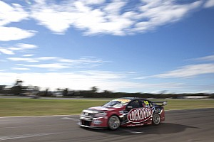 Supercars Race report Fabs flys at Winton
