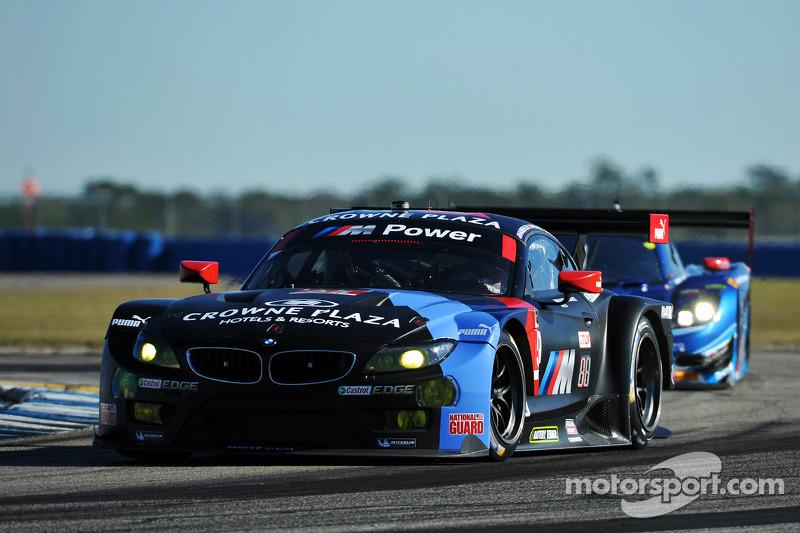 BMW Team RLL – Sports Car Showcase at Long Beach preview