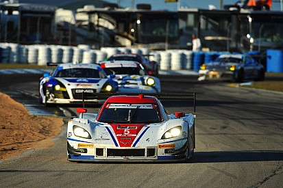 Action Express looking for success at Long Beach