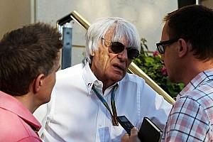 Formula 1 Breaking news Teams in talks to buy into Formula One - Ecclestone