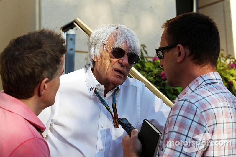 Teams in talks to buy into Formula One - Ecclestone