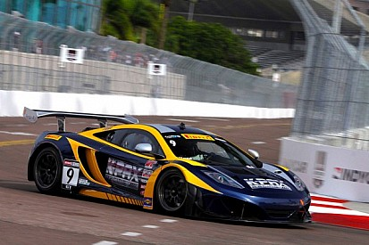 McLaren back on the streets of Long Beach