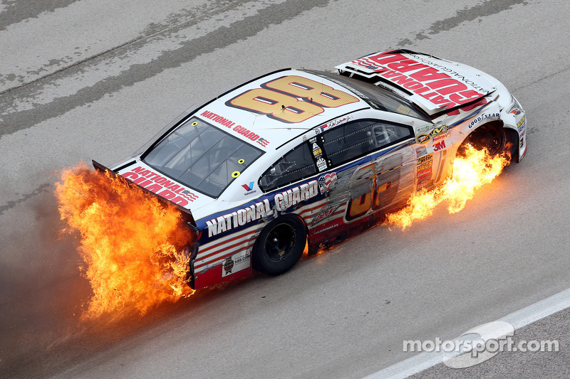 The SAFER Barrier debate rages on in NASCAR